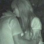 闇夜の公園 青姦痴態1