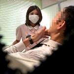 美人歯科医がディープキスしてヌいてくれた衝撃映像