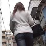 超接近!!ジーパンお尻盗撮02