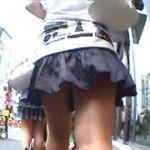 東京パンチラ娘05